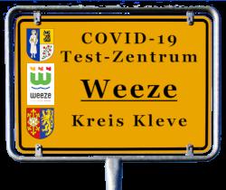 Test-Zentrum Weeze